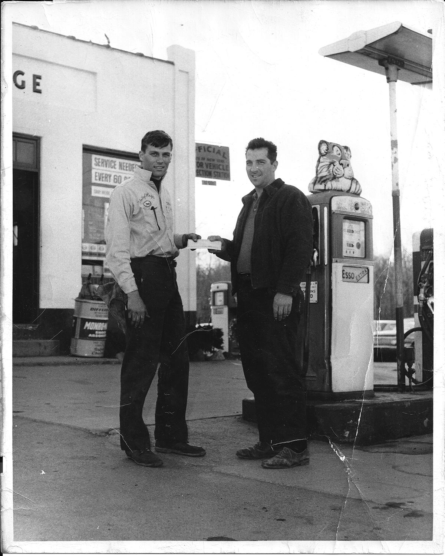 Peter Brega Jr. in 1967
