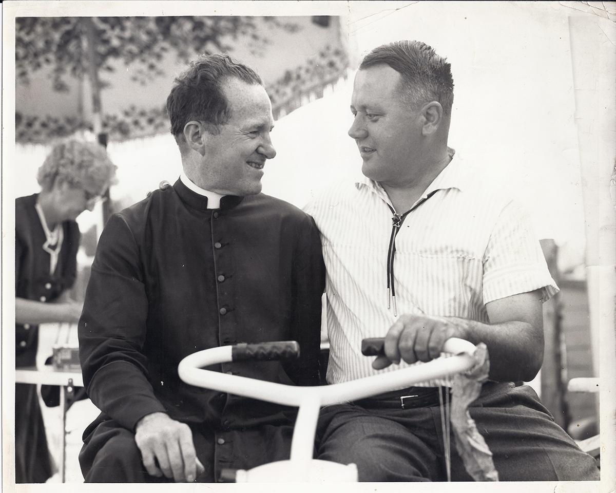Peter Brega & Priest