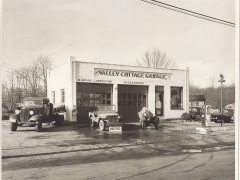 Valley Cottage Garage 1952