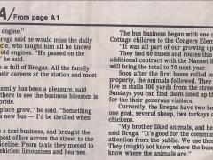 Joe Brega Retirement Journal News cont.